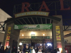 raley field gate