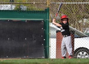 Nate batting